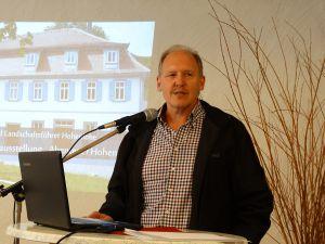 Dieter Baumann Ortsvorsteher Buchenbach