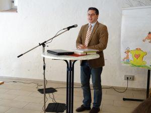Robert Böhnel Bürgermeister Mulfingen