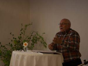 Mundartpfarrer Willi Mönikheim